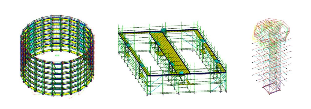 Engenharia e Projetos <b>de Andaimes</b>