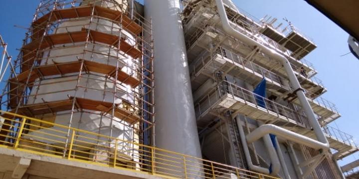 AQC Boiler - Cimento Apodi
